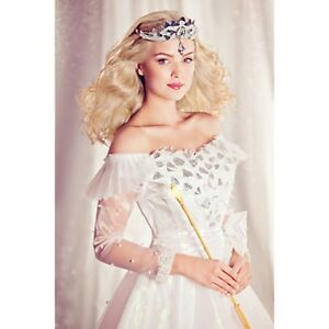 Disney Store Glinda The Good Witch Costume Adults Wizard of Oz ...