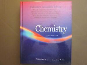 Chemistry 7th edition: steve zumdahl: amazon. Com: books.
