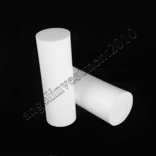 1pcs New 80mm Long PTFE F4 Round Rod Bar  Dia 10mm