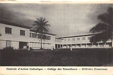 B95152 college des travailleurs douala cameroon africa centrale d action cath