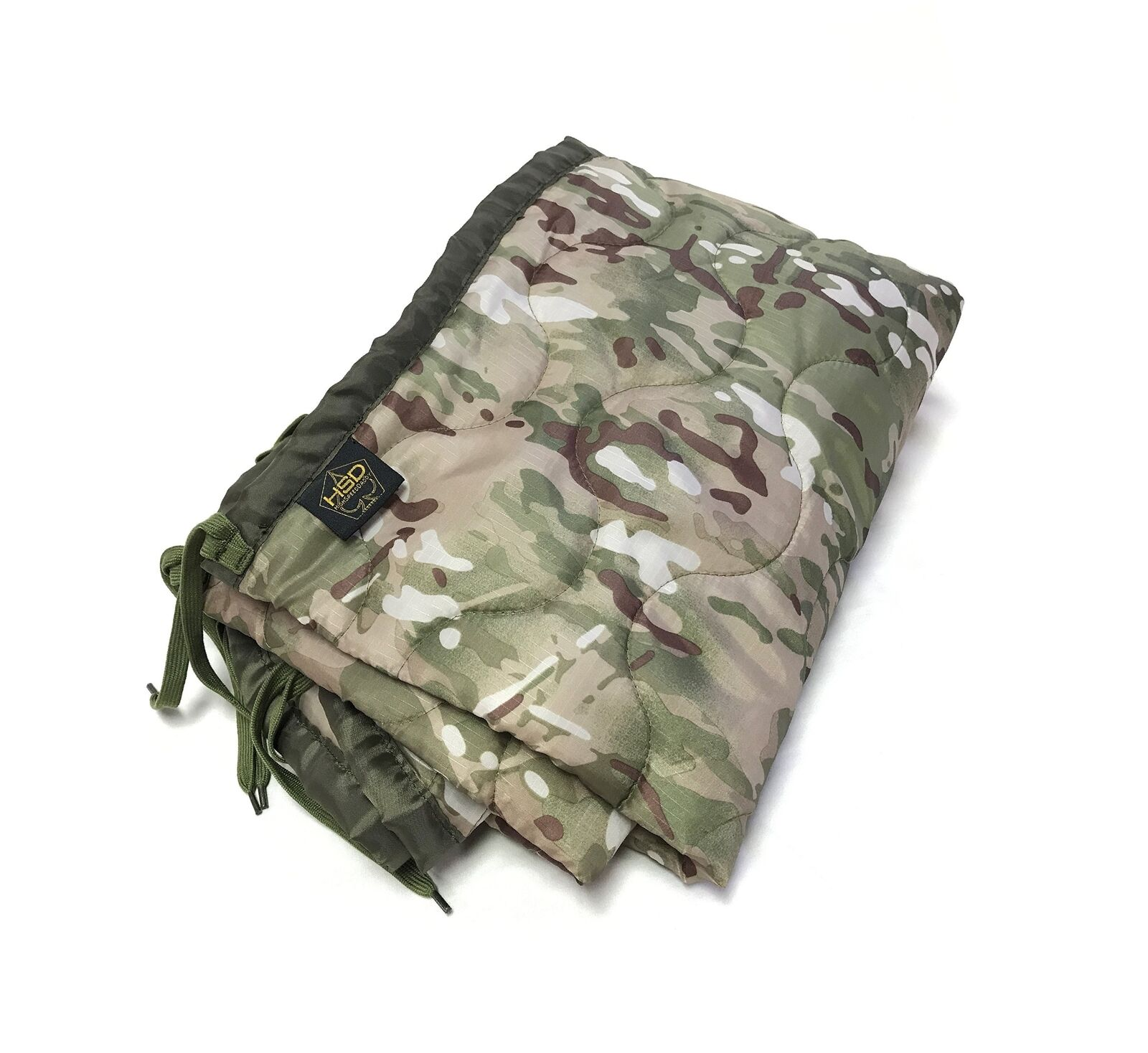 HSD Mini Woobie Military Style Poncho Liner Kids Baby Blanket (... Free Shipping