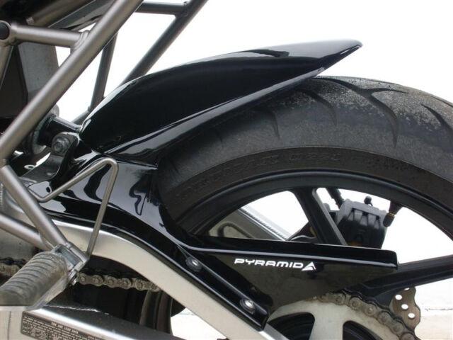 Kawasaki KLE650 Versys (06+) Hugger: Gloss Black 073850B