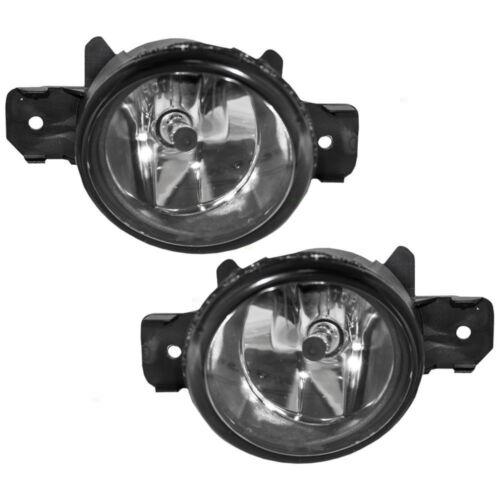 Fog Light For 04-18 Sentra 07-18 Altima 09-14 Maxima Driver Passenger Set 2