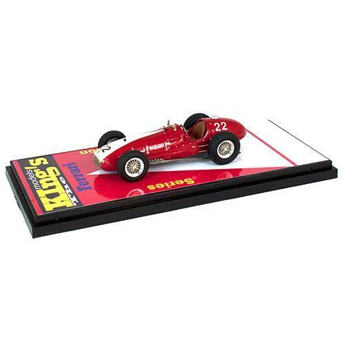 Kings Models 1 43 1951 Ferrari 212 Circuit du Lac Winner Rudi Fischer