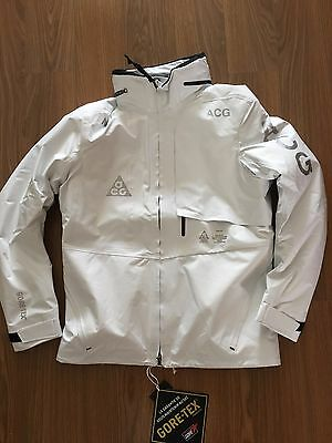Nike LAB ACG 2IN1 System Jacket Large 816726-121 Gore Tex L