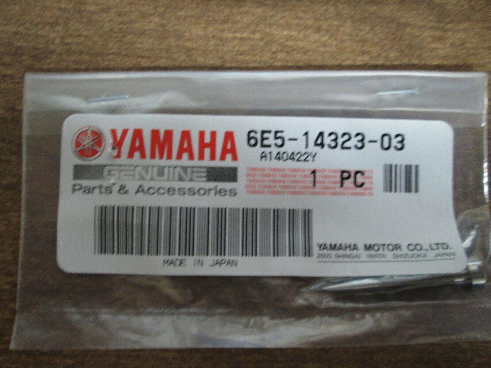 Fits Yamaha YZ250 1996-2019 Tusk Idle Adjustment Screw Black
