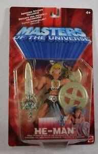 Les maîtres de l'univers He-man Battle Armor 2001 74299549120