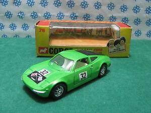 Vintage-FORD-GT-70-Corgi-Toys-316-MIB