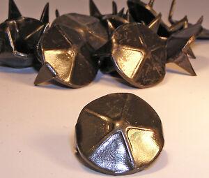 Kupfer 25 Ziernägel//Polsternägel in Alt 18 mm im Durchmesser