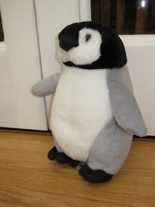 "CUTE 9"" PENGUIN CHICK PLUSH TOP QUALITY SOFT TOY BY RAVENSDEN"