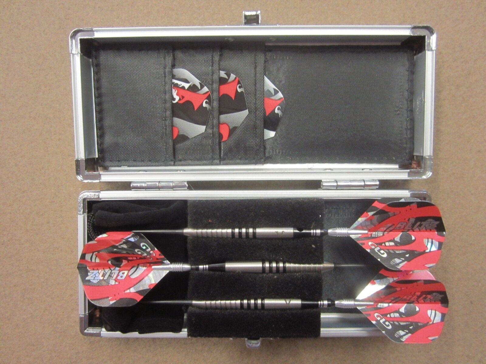 Viper Blitz 26g Steel Tip Darts 95% Tungsten 23-2726-26 23272626 w/FREE Shipping