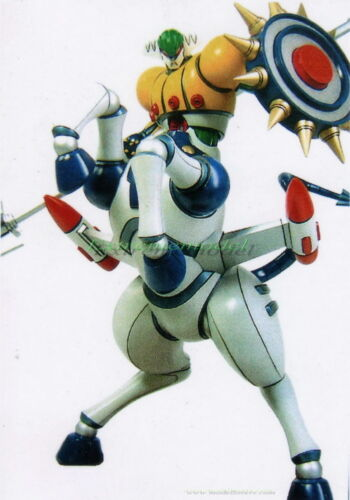 Sagittarius VER None Scale Super Robot JEEG Unpainted Model Resin Kit T.O.P