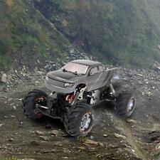 2098B 1/24 4WD Racing Car Climber Crawler Metal Chassis RC Car Kids Xmas Gift #