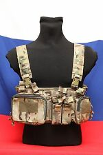 Tactical army military Russian MBC D3CR-H lightweight chest rig multicam