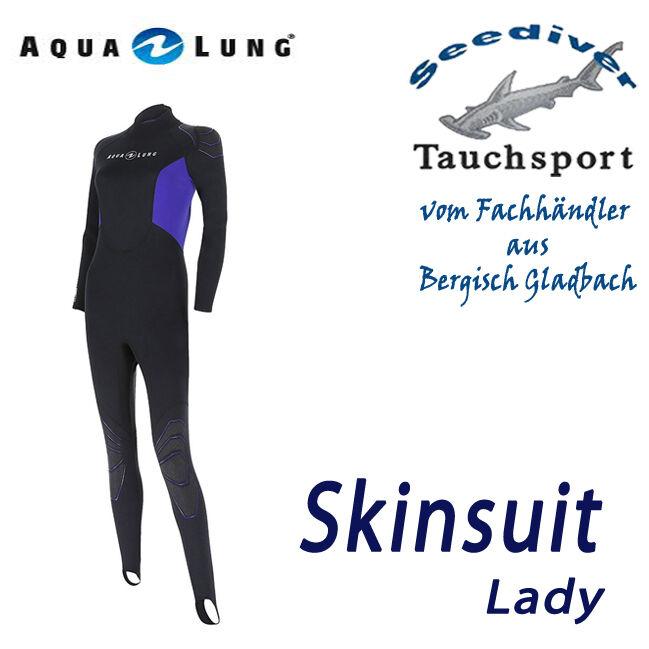 Aqualung SkinSuit, Unterzieher, Tropentauchanzug DaSie