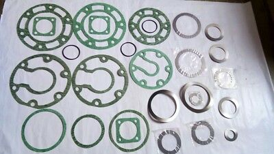 Business & Industrial Air Compressors & Blowers Well-Educated Ingersoll Rand Model 15t Level Ii Valve Gasket Set 32127490 Up-To-Date Styling
