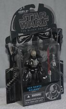 Star Wars The Black Series TBS Darth Malgus 3 3/4 Inch NIP