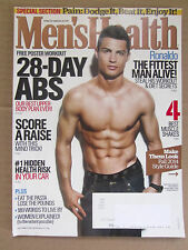 Men's Health September 2014 Cristiano Ronaldo Real Madrid