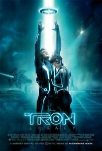 Tron Legacy Movie Poster Wall Art Photo Print 8x10 11x17 16x20 22x28 24x36 27x40