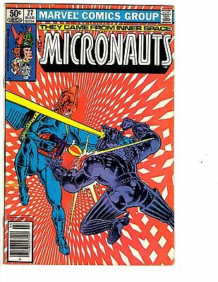 Other Bronze Age Comics Bronze Age (1970-83) 4 Marvel Comics Micronauts #27 Deathlok #25 Guardians Galaxy #12 Namor #13 Jb3 More Discounts Surprises