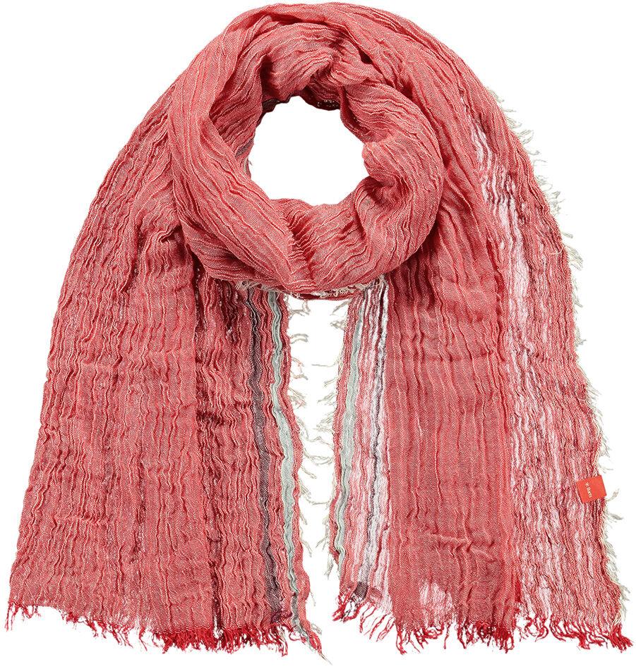 Barts Schal NARBONNE Scarf rot rot rot rot Schal unisex Tuch Viskose | Neuheit  | Haben Wir Lob Von Kunden Gewonnen  | Authentische Garantie  a4b326