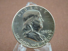 1960  FRANKLIN HALF DOLLAR - 50 CENT SILVER COIN