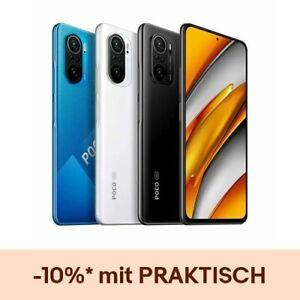 """POCO F3 6GB 128GB Handy 6,67"""" AMOLED FHD+ 120Hz 5G Smartphone Global Version"""