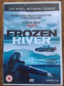 Melissa-Leo-Frozen-River-2008-American-Independiente-SUSPENSE-GB-DVD