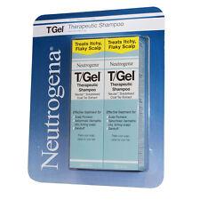 Neutrogena T/Gel Therapeutic Shampoo 250 ml x 2