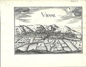 Antique-map-Vienne