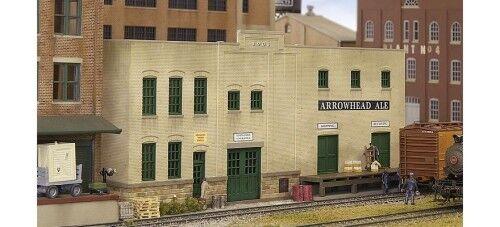 Arrowhead Ale Hintergrund Gebäude Brauerei Brauerei Brauerei Spur H0 933-3193    Konzentrieren Sie sich auf das Babyleben  01f46f