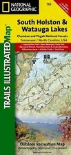 National Geographic Trails Illustrated Map: South Holston and Watauga Lakes [Cherokee and Pisgah National Forests] 783 by National Geographic Maps - Trails Illustrated and National Geographic Maps (2004, Map, Other)