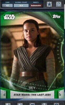 Topps Star Wars Card Trader WOMEN OF STAR WARS WHITE WAVE 1 SIGNATURE SET