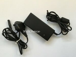 Original-Fujitsu-Esprimo-Ordinateur-Portable-Bloc-D-039-Alimentation-Chargeur-Unite