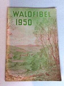 Waldfibel-Von-1950-TOP-Fuer-Sammler