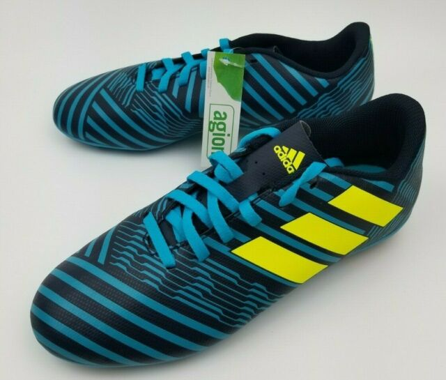 378156f40a adidas Originals Boys' Nemeziz Soccer Cleats 2 Medium US Kid S82459