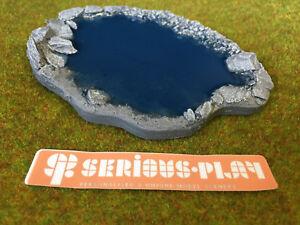 Shallow-Pond-Model-Scenery-Wargames-resin-00-Railway-lake-water-terrain-basing