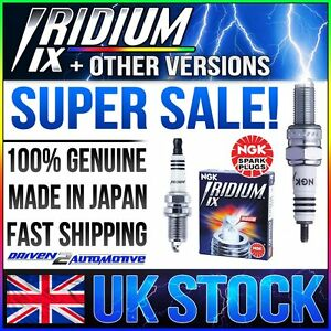 NEW-ON-SALE-NGK-IRIDIUM-IX-PLATINUM-LPG-SPARK-PLUGS-FAST-SHIPPING-WORLDWIDE