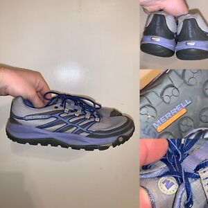 Merrell-Hiking-Shoes-Women-Size-9-5-All-Out-Rush-Performance-Lace-Up-Select-Grip
