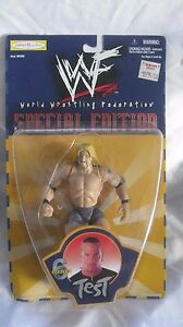 Rare-WWF-Special-Edition-Series-6-Test-Action-Figure-From-Jakks-1999-NEW-t993