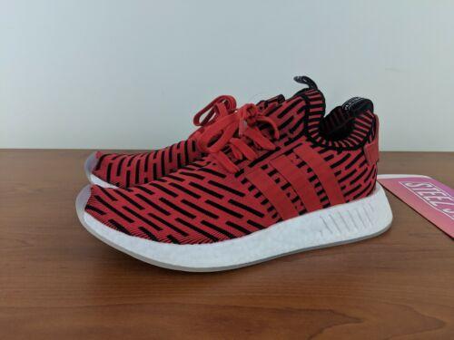 Red Core para Nmd Sneaker o R2 Adidas Bb2910 5 Pk hombre Black Tama PrimeBit 9 R8q0xIwx