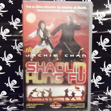 SHAOLIN KUNG FU (Chen Chi-Hwa) VHS . Jackie Chan, Nora Miao, Jeong-Nam Kim, Yung