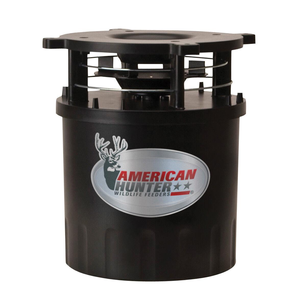 Nuevo American Hunter R-Pro Analógico Temporizador Alimentador Kit