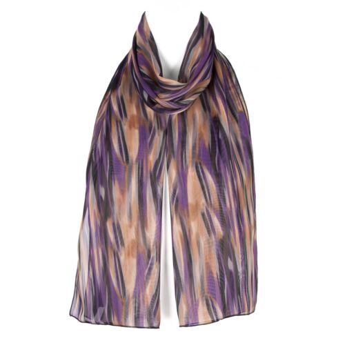 Chiffon Ladies Womens Scarf Shawl Wrap