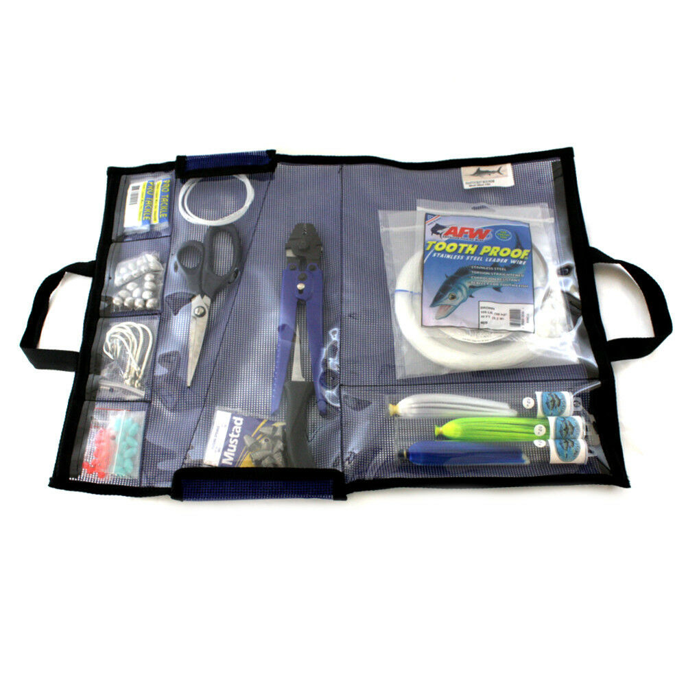 Saltwater Rigging Kit   Offshore Fishing Set    Free Shipping for Orders  50+  sale online discount low price