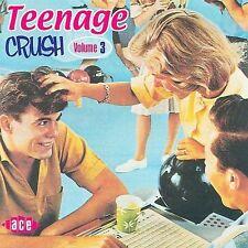 Audio CD Teenage Crush, Volume 3 - Various Artists - Free Shipping