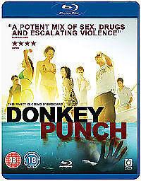 1 of 1 - Donkey Punch (Blu-ray, 2008)