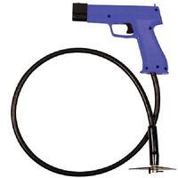 Happ 45 Cal. Game Gun For Sega Virtua Cop In Blue