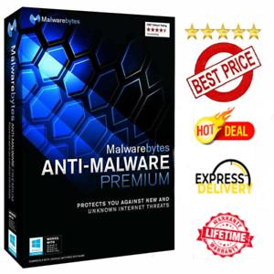 Malwarebytes Premium Anti-malware 2021 ⚔️ Lifetime Key 1 PC???? FAST DELIVERY ????