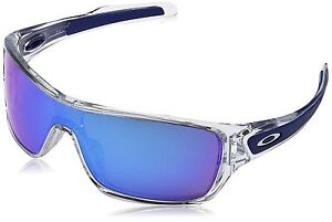 c5c2ecb65a Oakley Oo9307 Turbine Rotor 930710 Polished Clear Size 32 for sale ...
